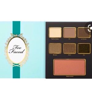 4/$20 🎁Too Faced Holiday Eyeshadow Blush Palette
